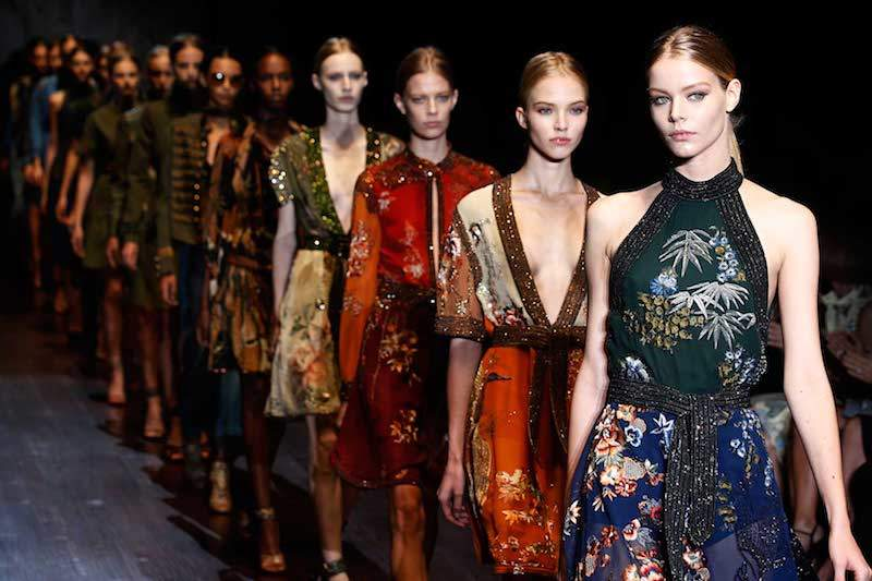 Milan Fashion Week Between Futuristic and Bohemian Style by Wilma Carnevale