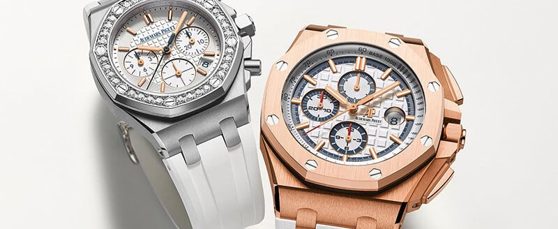 Must Watch 2017 From Rolex, to Patek Philippe and Audemars Piguet , The Luxury Watches You Can't Miss! by Maria Elena Fabi