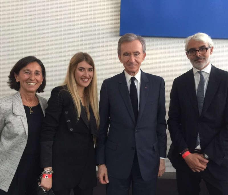 LVMH Graduate Prize – wins Francesca Richiardi by Cristina Fiorentino