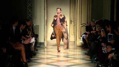 Angelo Marani Fall Winter 2014/2015 Fashion Show 4K Video