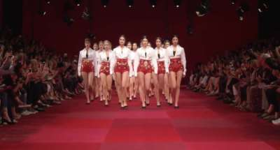 Dolce & Gabbana Summer 2015 Womens Fashion Show