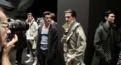 Ermanno Scervino Men`s Spring/Summer 2015 Backstage Show