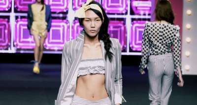 Mag & Logan Seoul Fashion Week Spring/Summer 2015