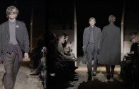 Ermenegildo Zegna Couture Autumn/Winter 16-17 Fashion Show