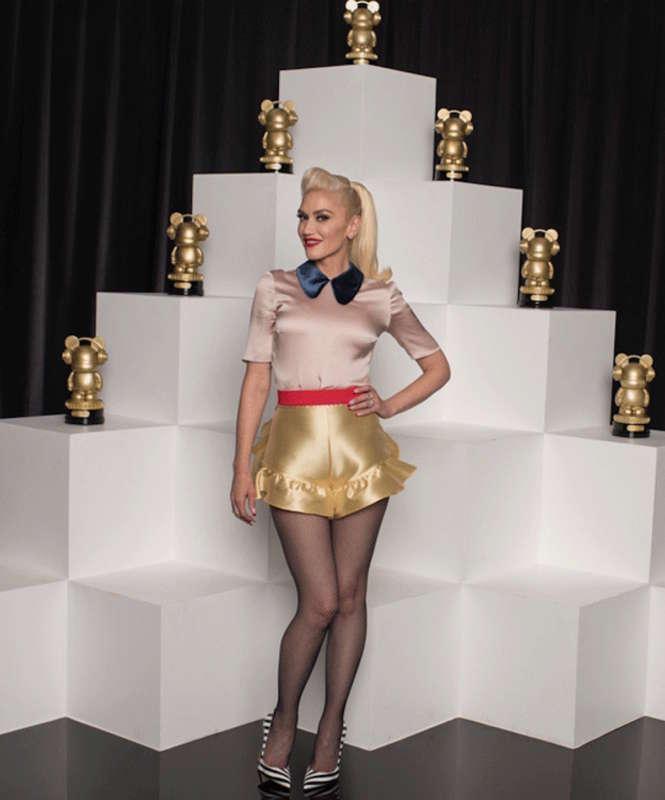 Gwen Stefani wears Antonio Grimaldi at Radio Disney Music Awards by Cristina Fiorentino