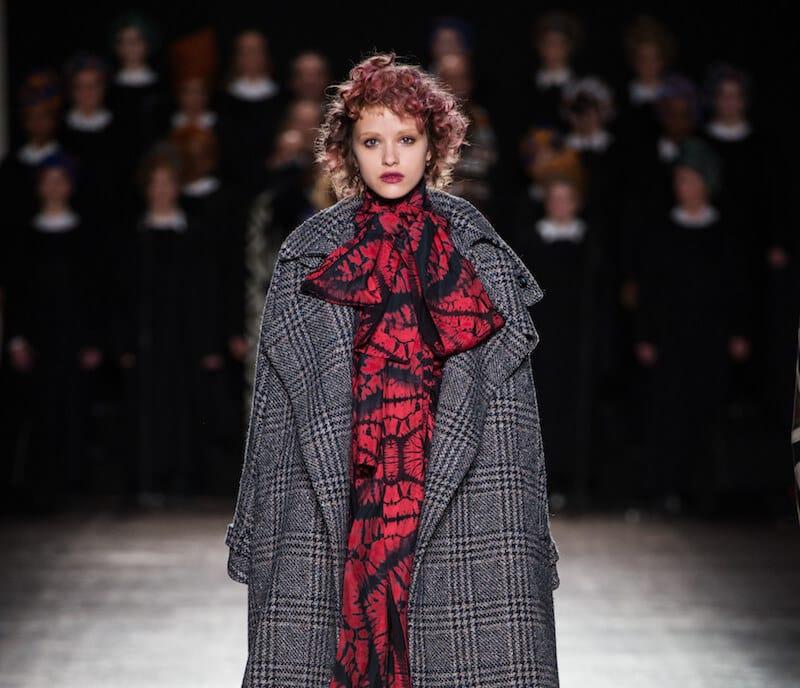 Stella Jean Fall/Winter 2016-2017 The Portrait Versus the Mask by Cristina Fiorentino