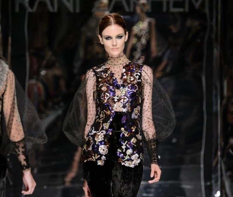 Rani Zakhem Haute Couture Collection Fall/Winter 2017 by Cristina Fiorentino