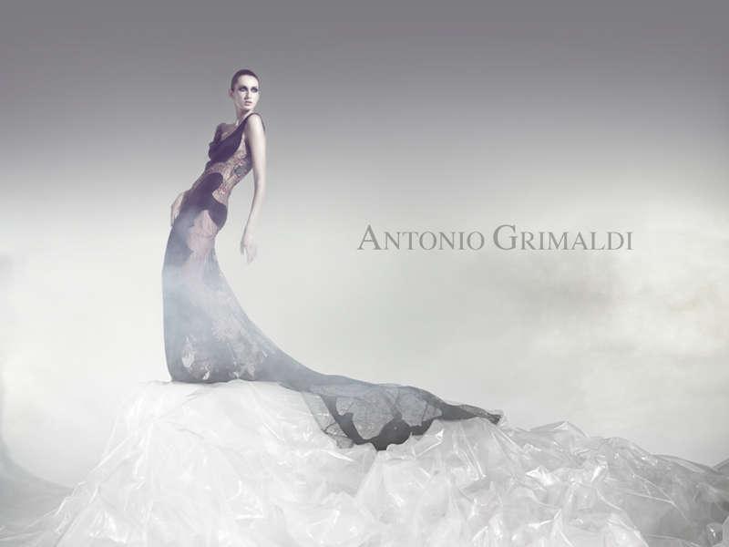 Antonio Grimaldi – Icarus Collection Couture Fall / Winter 2016-17