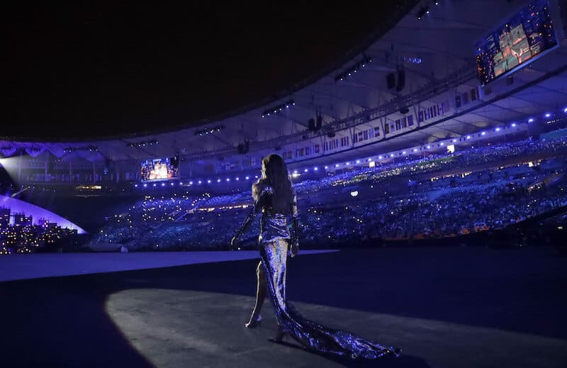 Gisele Bündchen Enchants the World at Rio 2016 Olympics Opening Ceremony