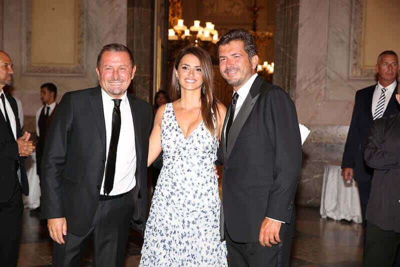 Enchanting Gala Dinner for Carpisa at the Royal Palace of Caserta