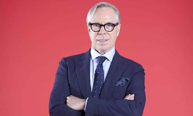 The Style Becomes a Flag With Business and Pop Culture Icon Tommy Hilfiger
