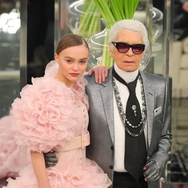Karl Lagerfeld is the Protagonist of Paris Couture Week 2017 by Wilma Carnevale