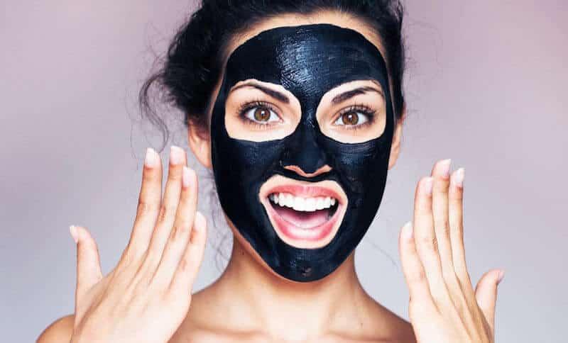 маска от черных прыщей
