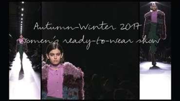 Hermès – Autumn/Winter 2017 Women's Ready-to-Wear Show