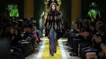 Roberto Cavalli Women's Collection Fall Winter 2016 – 2017 Fashion Show