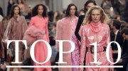 Top 10 Models Of Fall 2017: Most Walked Shows