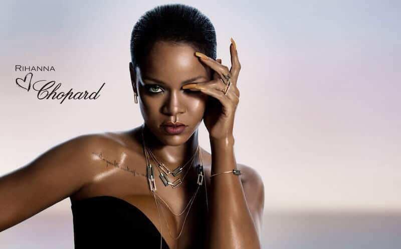 Rihanna & Chopard: The Perfect Combination! by Maria Elena Fabi
