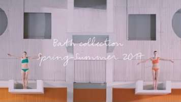 Hermès – Bath collection Spring/Summer 2017