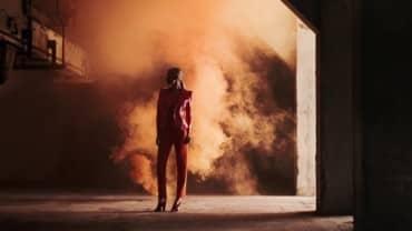 Giorgio Armani – 2017 Fall/Winter Collection – Orange Vibrations