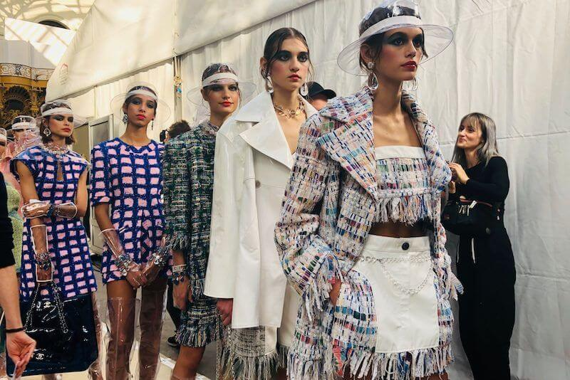 Paris Fashion Week Spring/Summer 2018 Best Look – From Miu Miu to LV and Chanel by Sarah Duque Lovisoni