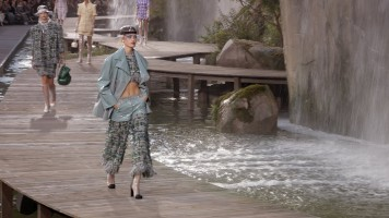 CHANEL Spring/Summer 2018 Ready-to-Wear Show