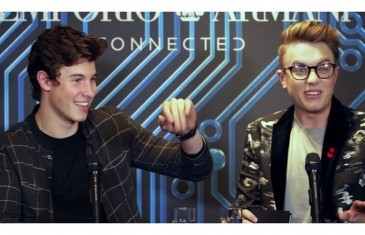 Emporio Armani Connected – London Launch Event with Shawn Mendes
