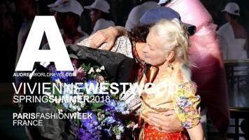 Vivienne Westwood Spring/Summer 2018 Paris Fashion Show