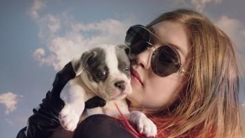 Versace Eyewear Fall/Winter 2017 Ad Campaign