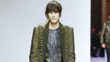 Balmain Fall/Winter 2018 Menswear Show