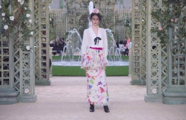 CHANEL – The Spring/Summer 2018 Haute Couture Collection