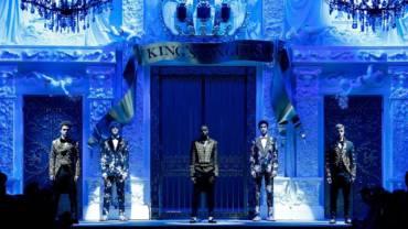 Dolce & Gabbana Fall Winter 2018/2019 Men's Fashion Show