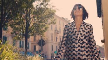 Emporio Armani Spring/Summer 2018 Advertising Campaign Backstage Video