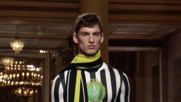 Versace Fall/Winter 2018 Men's Fashion Show