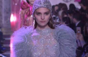 ELIE SAAB Haute Couture Spring/Summer 2018 Fashion Show