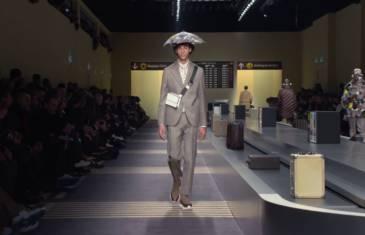 Fendi Men's Fall/Winter 2018/2019 Collection   Fashion Show
