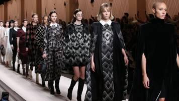 Fendi Women's Fall/Winter 2018-2019 Collection | Fashion Show