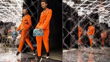 Milan Meets Manhattan: Bottega Veneta Presents #BVXNY Fall/Winter 18 Runway Show