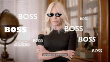 Donatella Versace – CFDA