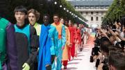Highlights from Louis Vuitton Men's Spring/Summer 2019 Fashion Show by Virgil Abloh