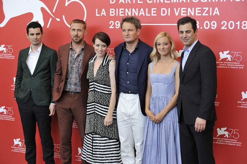 The 75th Venice International Film Festival by Maria Zota