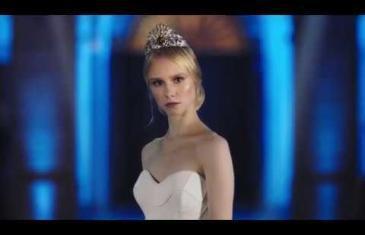 Versace and Swarovski Tiara for the Vienna Opera Ball 2019