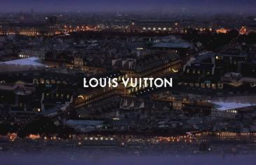 Louis Vuitton's Enchanted Holiday Windows