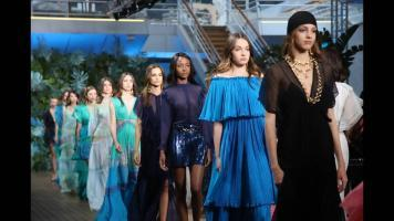 Cruise 2020 Collection – Alberta Ferretti Fashion Show