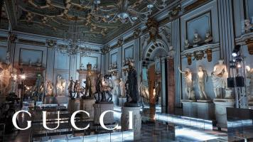 Gucci Cruise 2020 Fashion Show