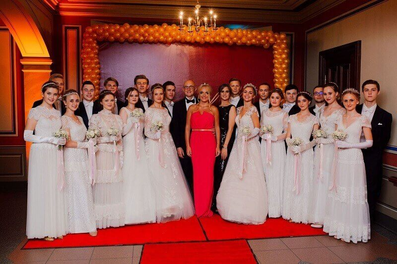 With an Enormous Success «Riga Ball 2019» Was Held in the Capital of Latvia by Maria Zota