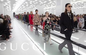 Gucci Spring Summer 2020 Fashion Show | Short Edit