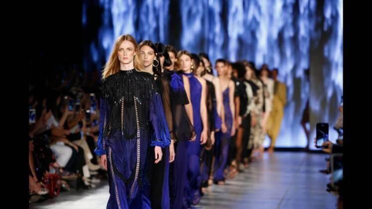 Spring Summer 2020 Collection – Alberta Ferretti Fashion Show
