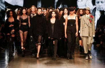 Dolce&Gabbana Fall Winter 2020/21 Women's Fashion Show