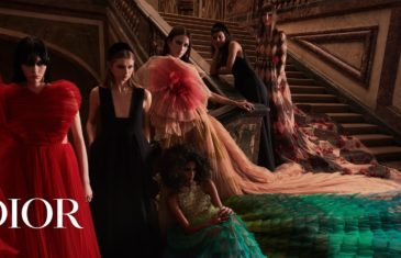 'Disturbing Beauty', Dior Autumn-Winter 2021-2022 Collection