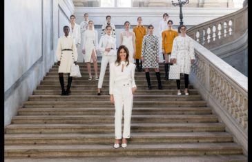 Fashion and art meet, in a proudcelebration of the Italian excellence